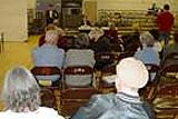 Congressman Ruppersberger held a Congressional Forum on Medicare's New Prescription Drug Benefit Program at the Gardenville Recreation Center.