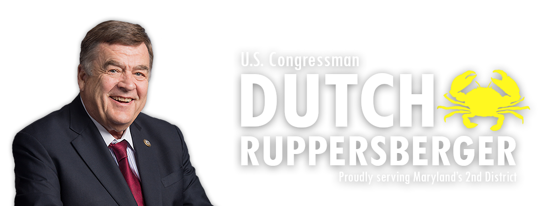 Congressman C.A. Dutch Ruppersberger